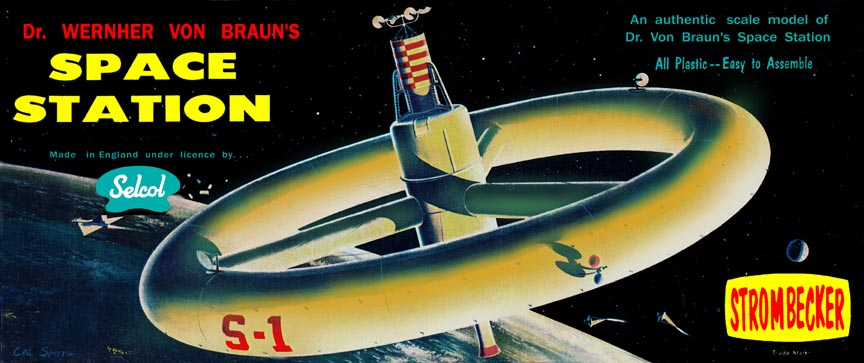 von braun space station - photo #9