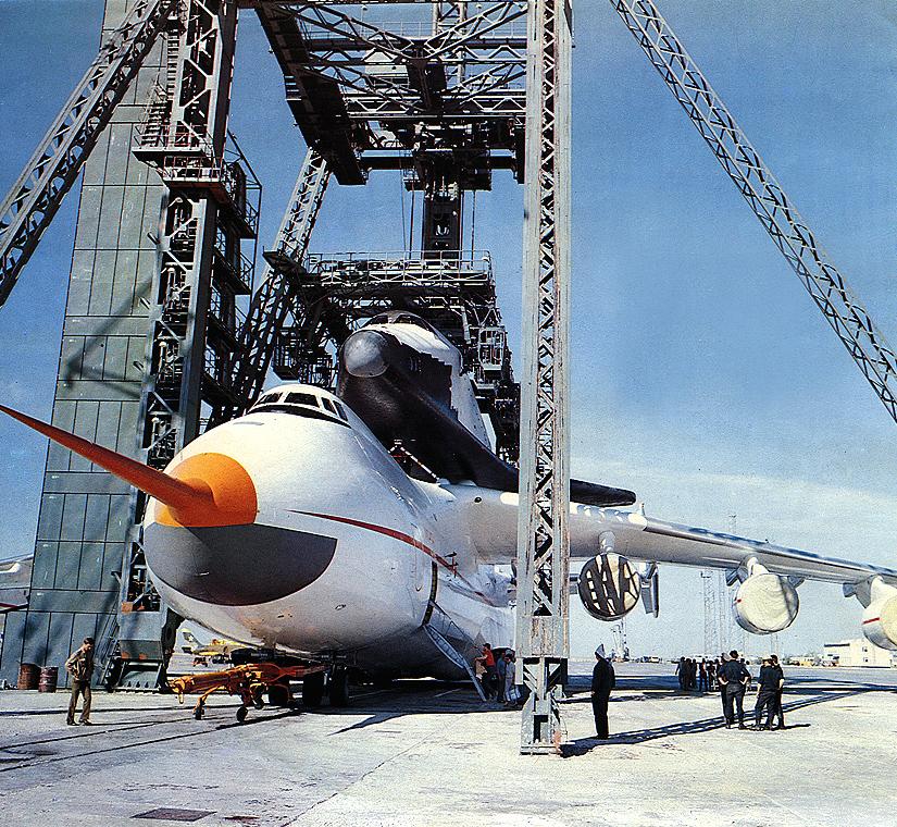 安-225大型战略运输机